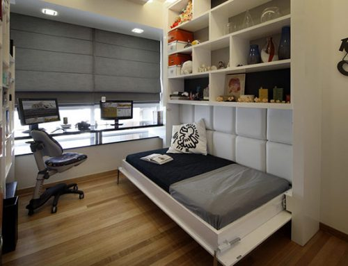 Could you live in 35 square metres?